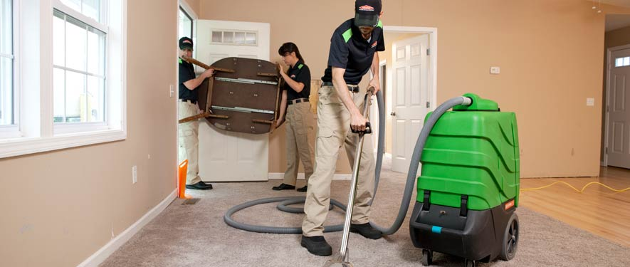 Santa Ana, CA residential restoration cleaning